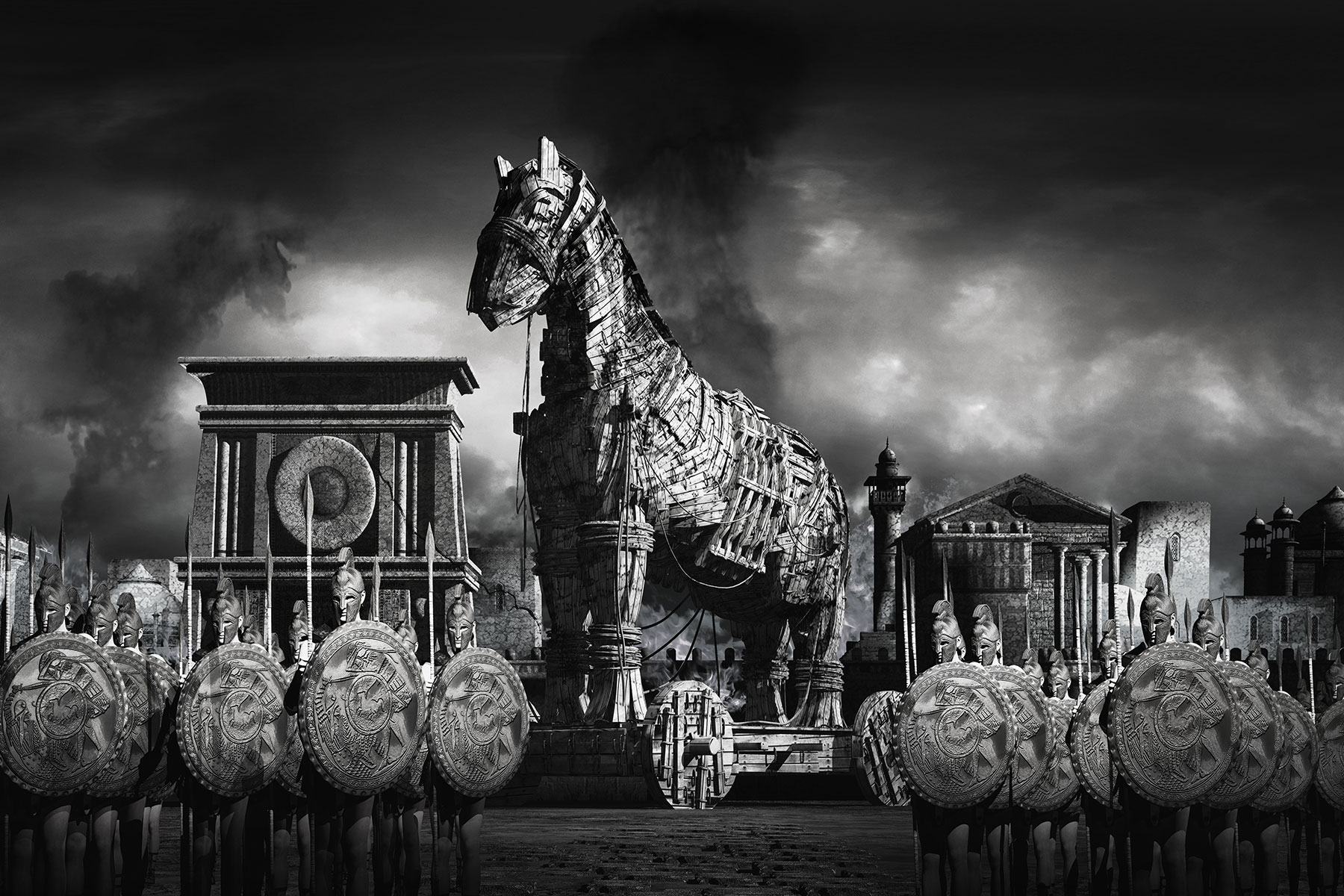 Did Trojan War Actually Happen
