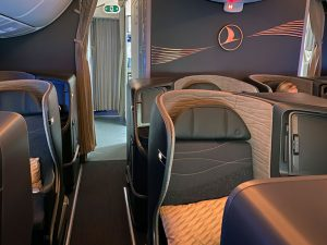 Turkish Airlines Business Comfort