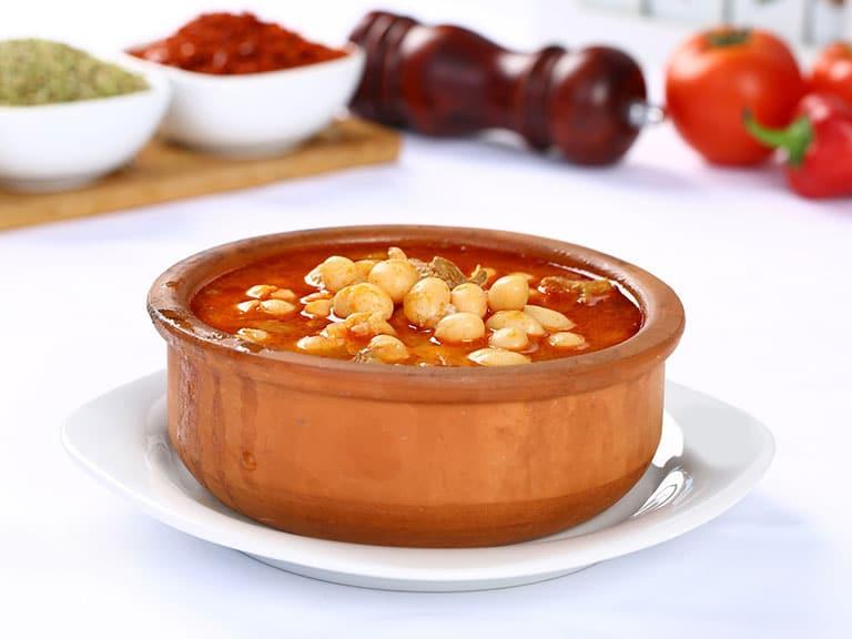 Vegan Turkish Beans