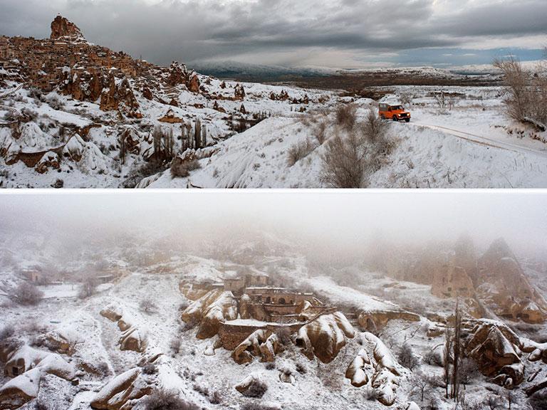 Winter Sleep Movie Cappadocia Turkey