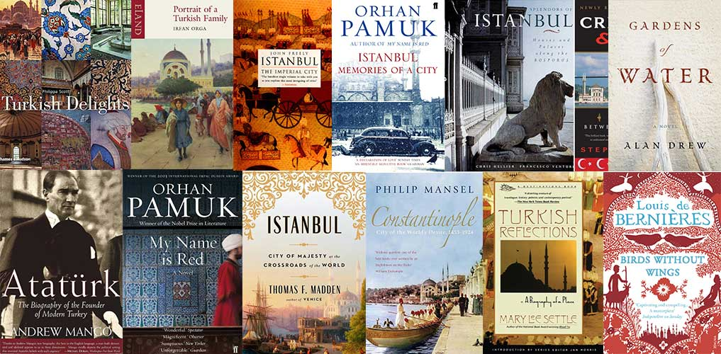 Books to Read Before Traveling to Turkey