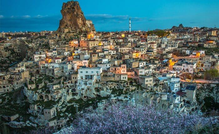 Central Anatolia Cappadocia