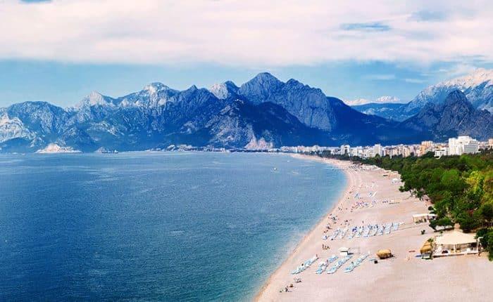 Mediterranean Region Antalya