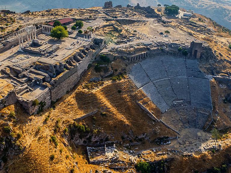 The Seven Churches of Revelation: Pergamum