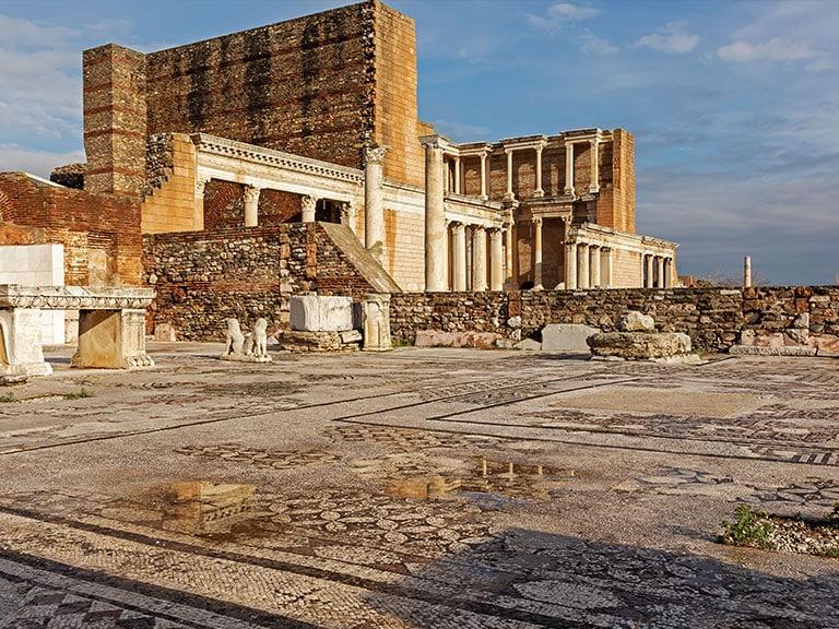 The Seven Churches of Revelation: Sardis