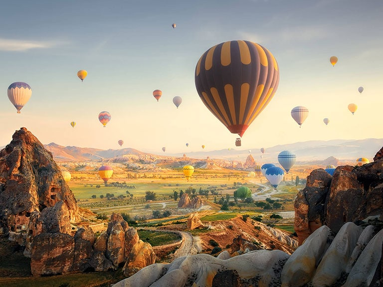 Cappadocia Vacation with Kids