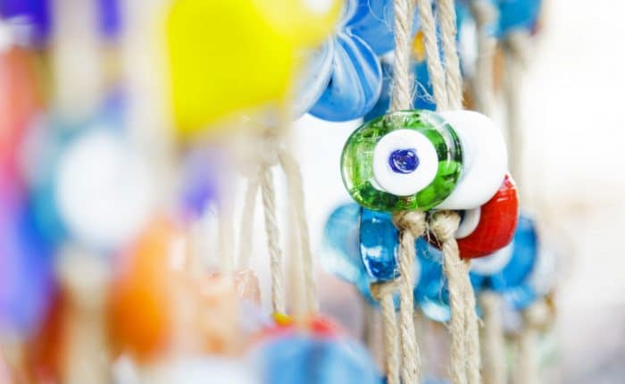 The History and the Meaning of the Turkish Evil Eye
