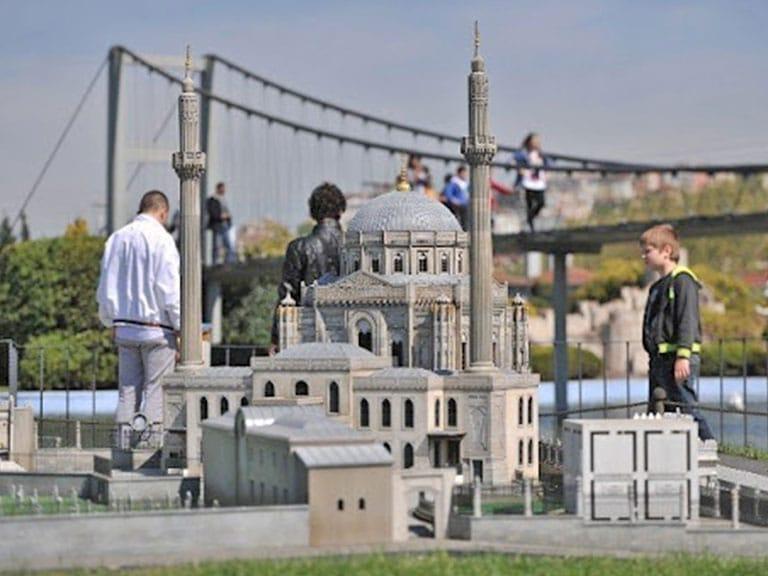 Istanbul Miniaturk for Kids