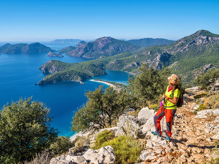 Oludeniz Lycian Way Hiking