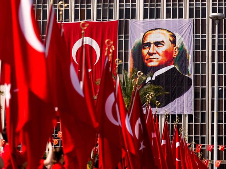 Proud of Turkish Flag
