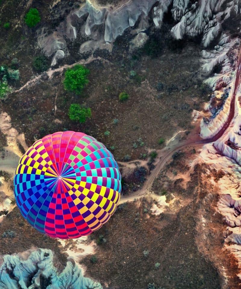 Tour Photos Cappadocia Balloon