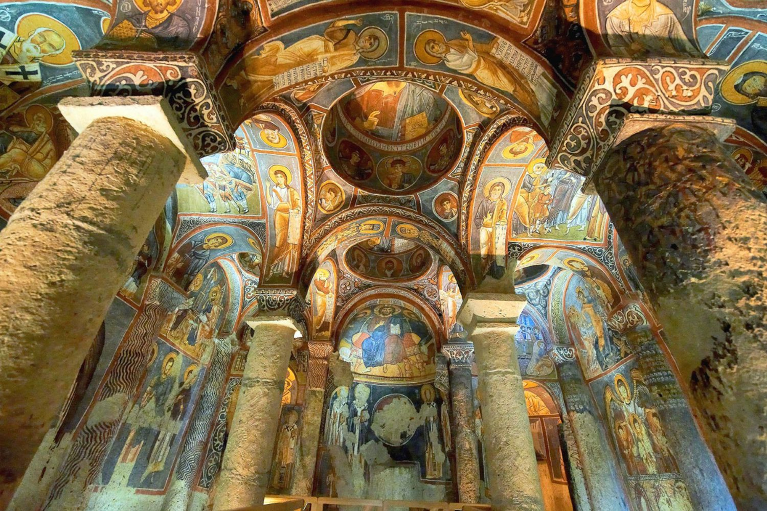 Tour Photos Cappadocia Churches
