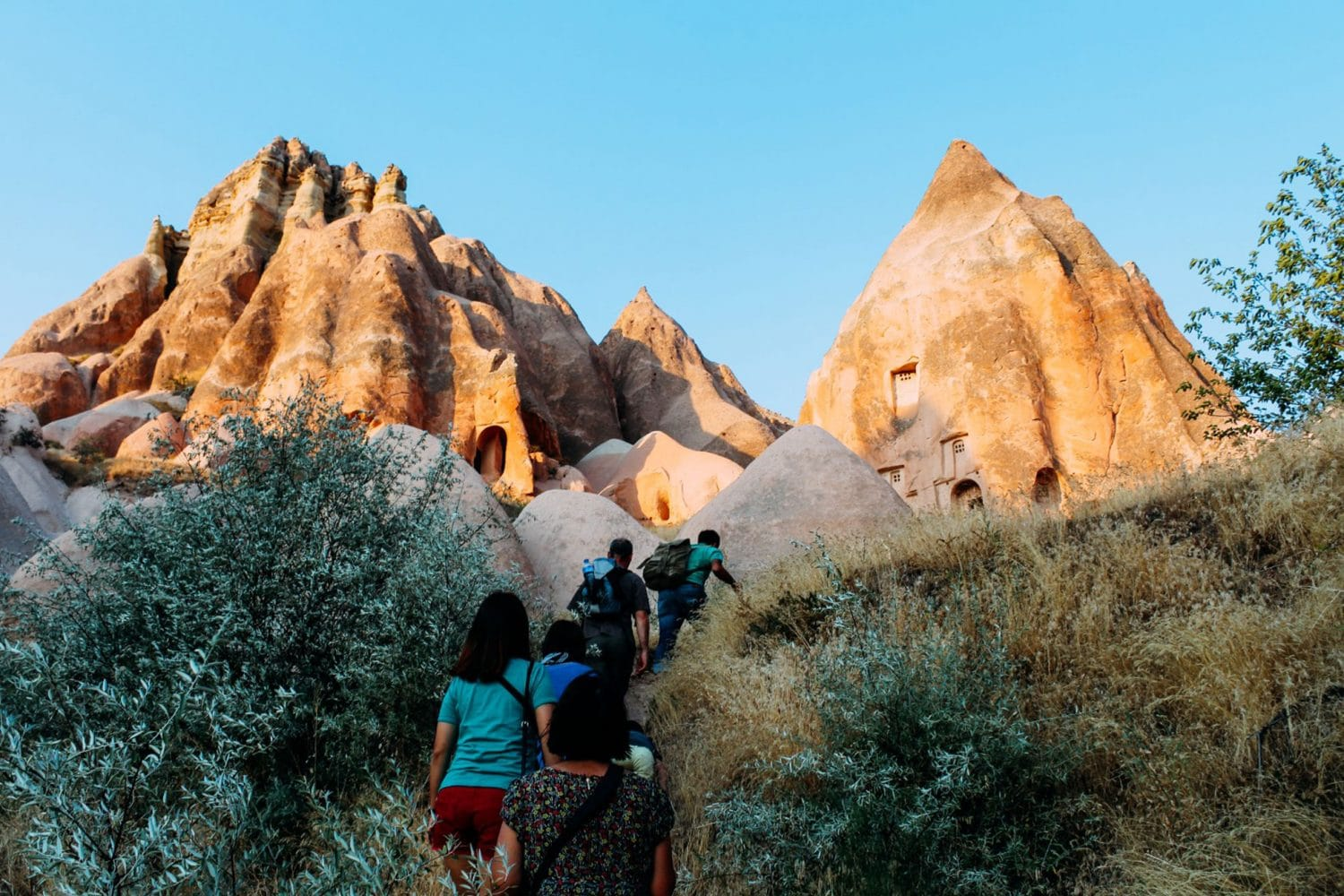 Tour Photos Cappadocia Hiking
