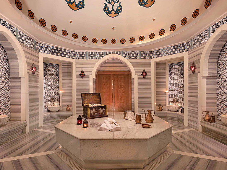 Turkish Bath Hamam Experience