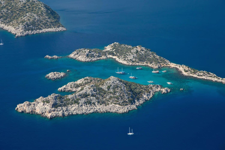 Gulet Charter Kekova Islands