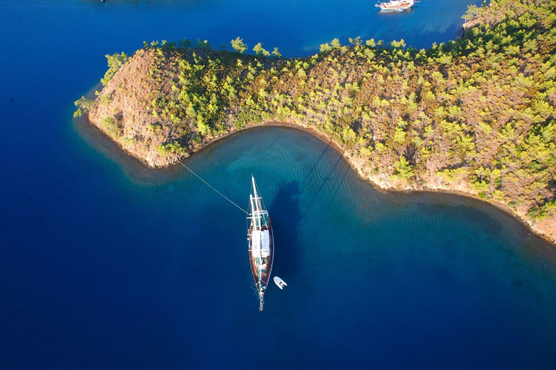 Gulet Cruise-Marmaris Fethiye Coves