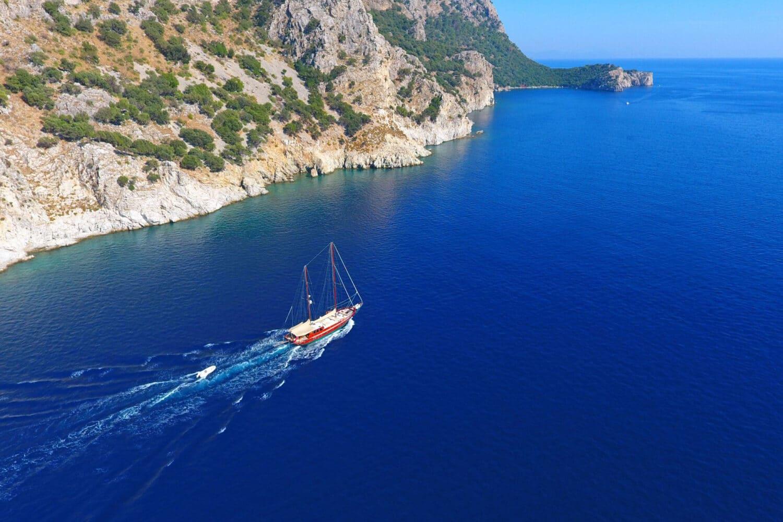 Gulet Marmaris Fethiye Sailing