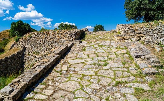 Ramp of Troy II