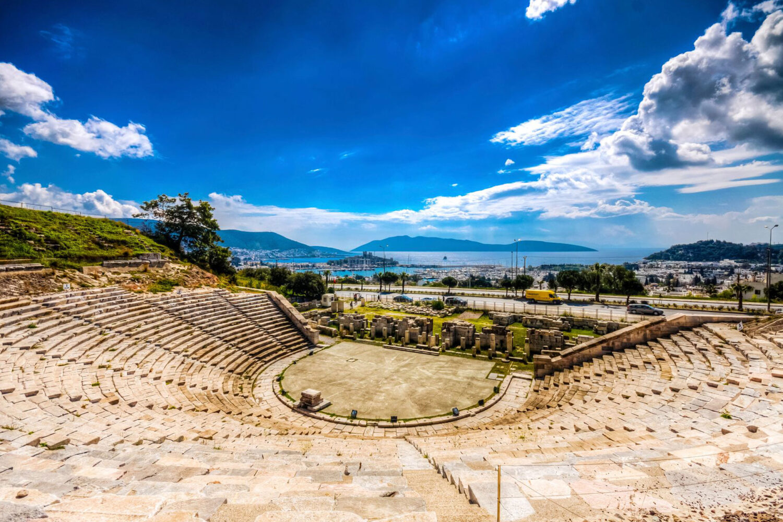 Tour Photos Ancient Amphitheater Bodrum