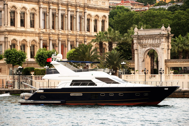 Tour Photos Bosphorus Cruise from Ciragan Palace