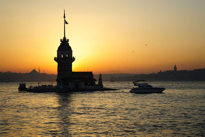 Tour Photos Bosphorus Cruise Sunset