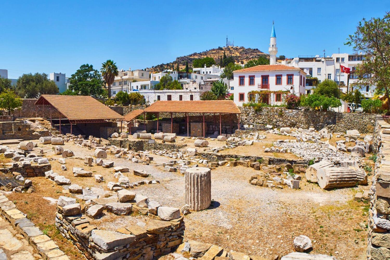Tour Photos Mausoleum of Halicarnassus