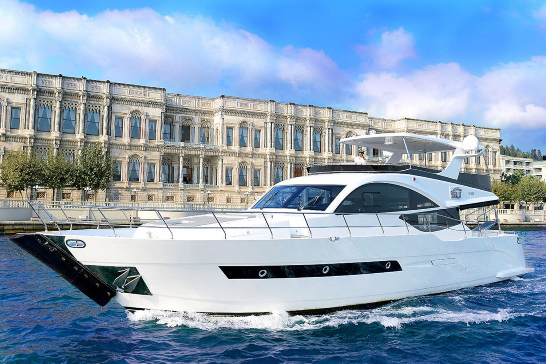 Tour Photos Private Motor Yacht Bosphorus