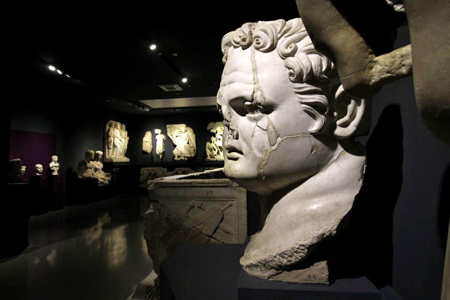 Tour Photos Selcuk Museum