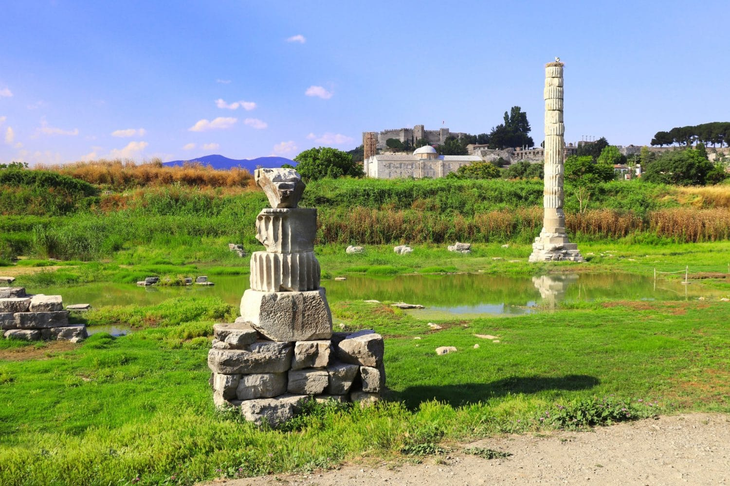 Tour Photos Temple of Artemis