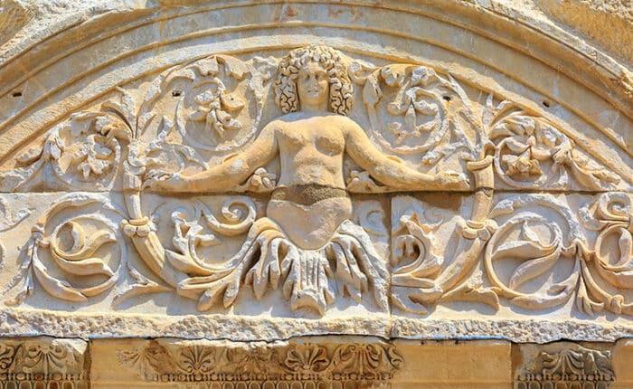 Ephesus Hadrian Gate