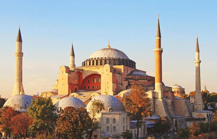 Hagia Sophia Exterior