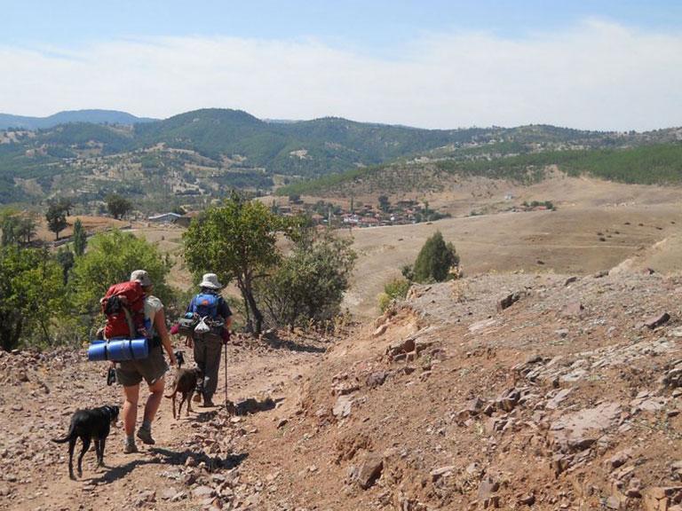Hiking Evliya Celebi Route