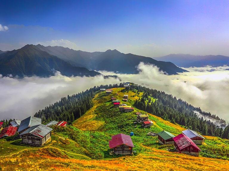 Hiking Trails Kackar Mountains