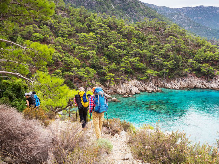 Hiking Trails Lycian Way