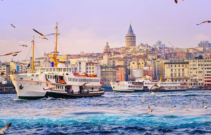Istanbul Galata Area