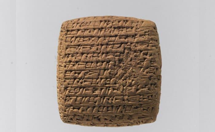 Kultepe Clay Tablets