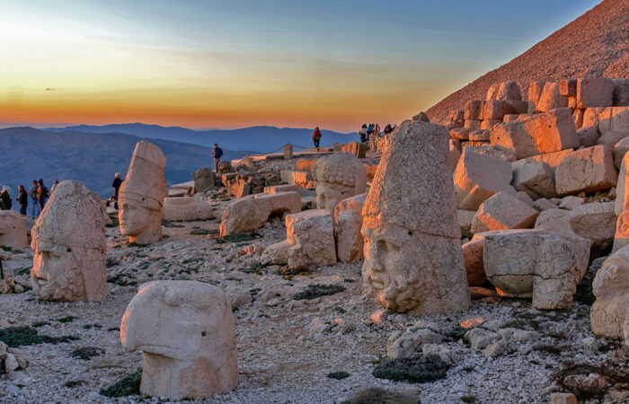 Majestic Sunset Tour at Mount Nemrut