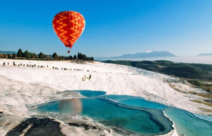 Pamukkale (Hierapolis) Day Tour