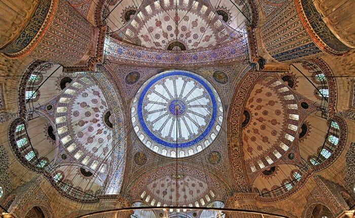 Photo Blue Mosque