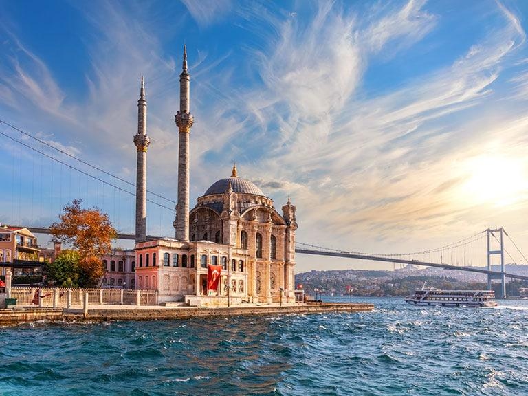 Photo Ortakoy Mosque Istanbul