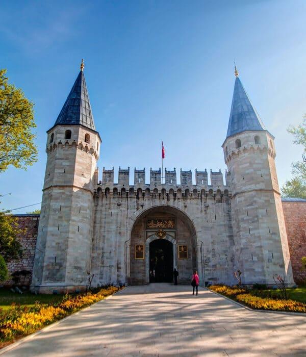 Topkapi Palace Ottoman Imperial Treasury