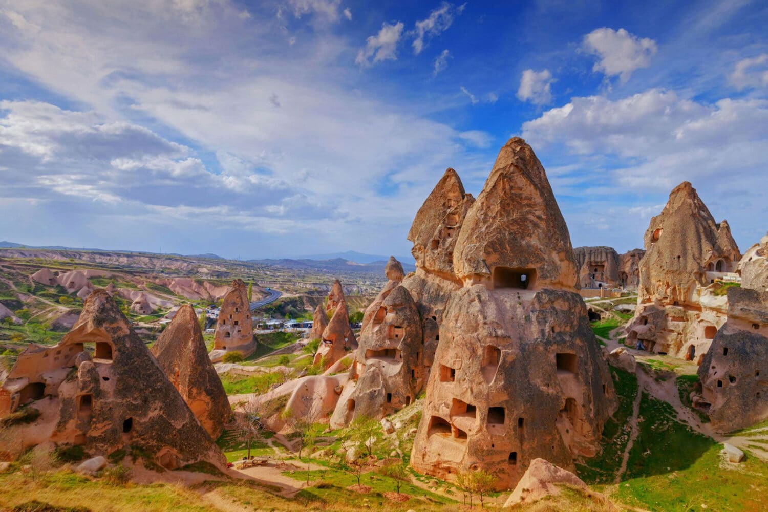 Tour Photos Cappadocia Valleys