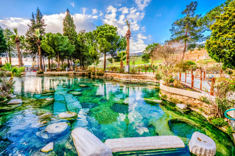 Tour Photos Cleopatra Pool