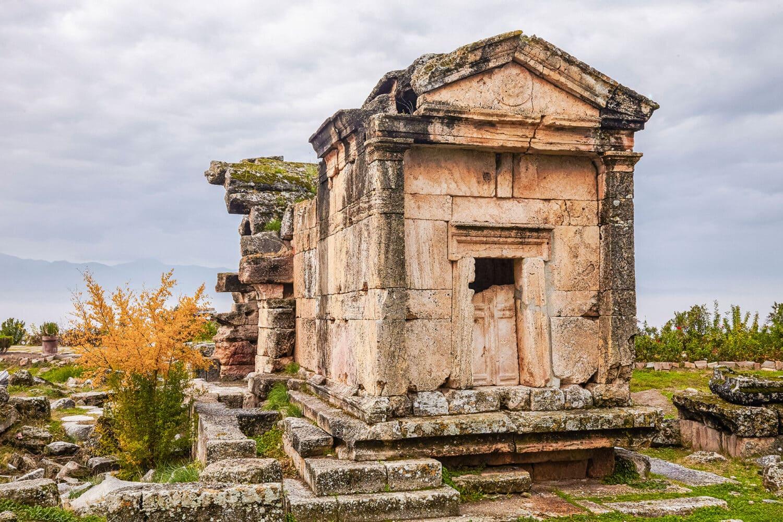 Tour Photos Hierapolis Ancient Ruins