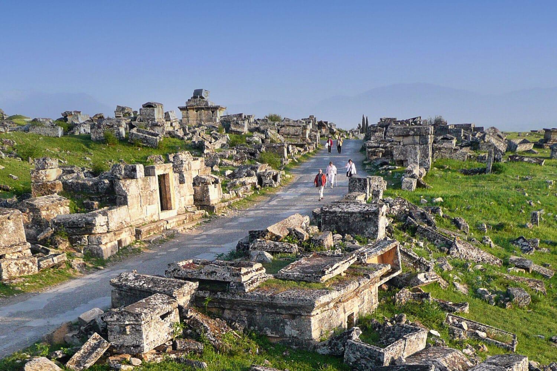 Tour Photos Hierapolis Ancient Site