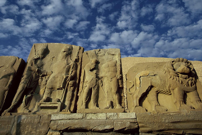 Tour Photos Nemrut Reliefs Terraces