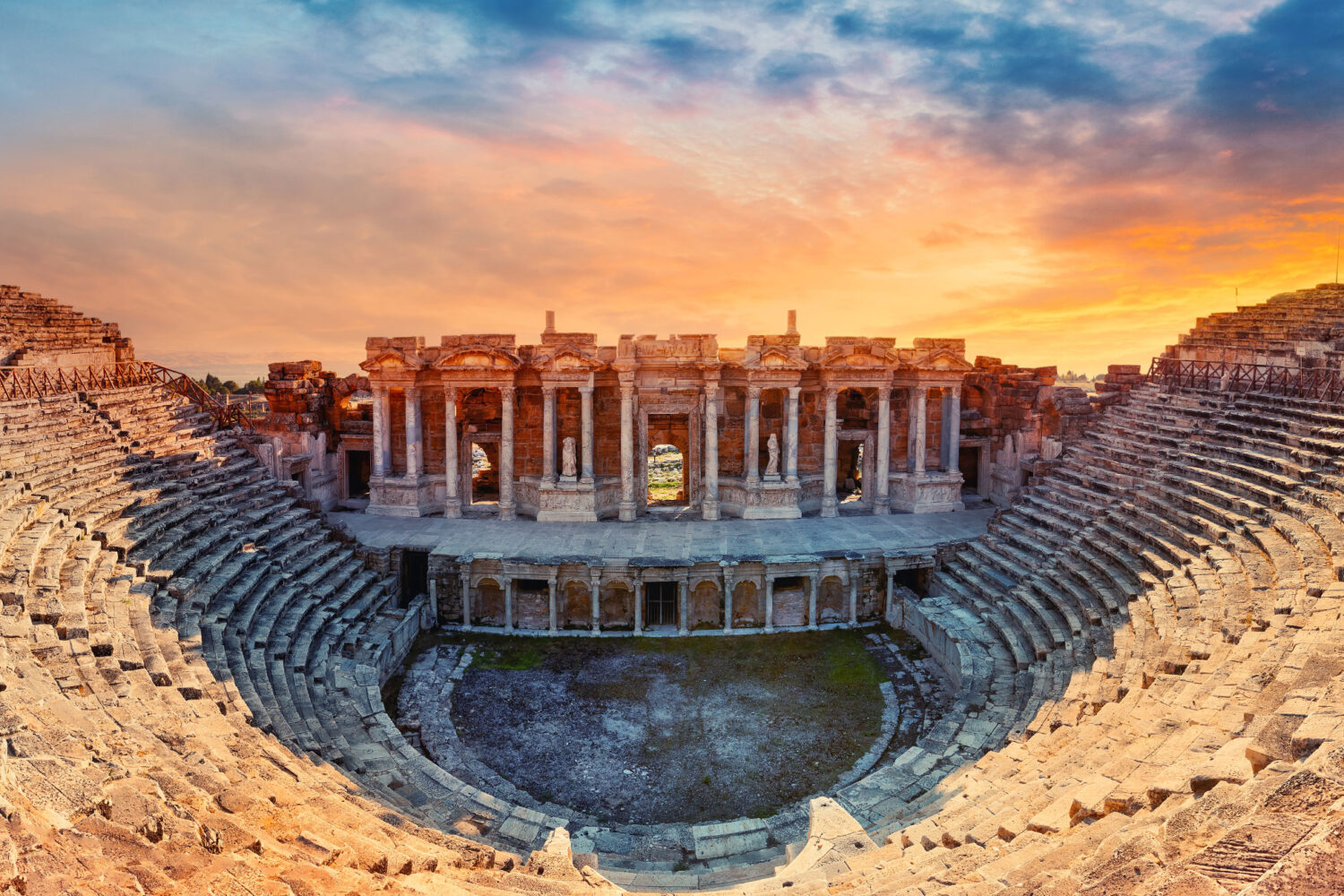 Tour Photos Pamukkale Ancient Theater