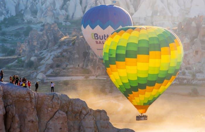 Book Hot-air Balloons Flight in Cappadocia