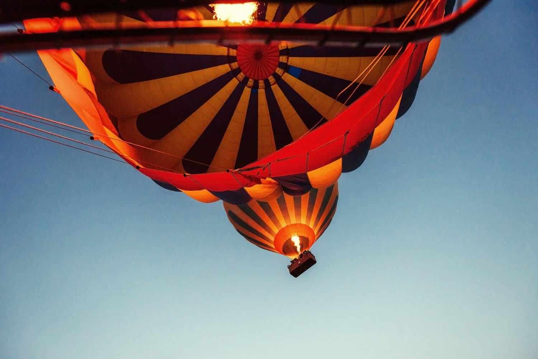 Cappadocia Balloons in the Sky