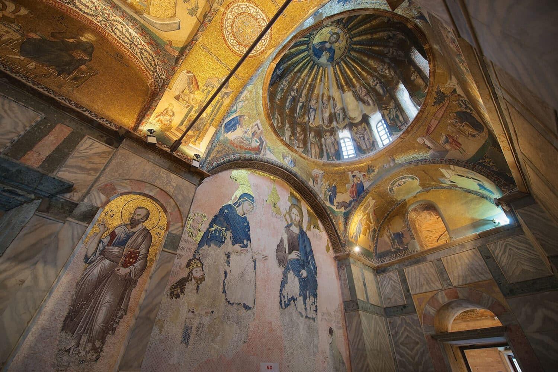 Chora Church (Kariye Museum)